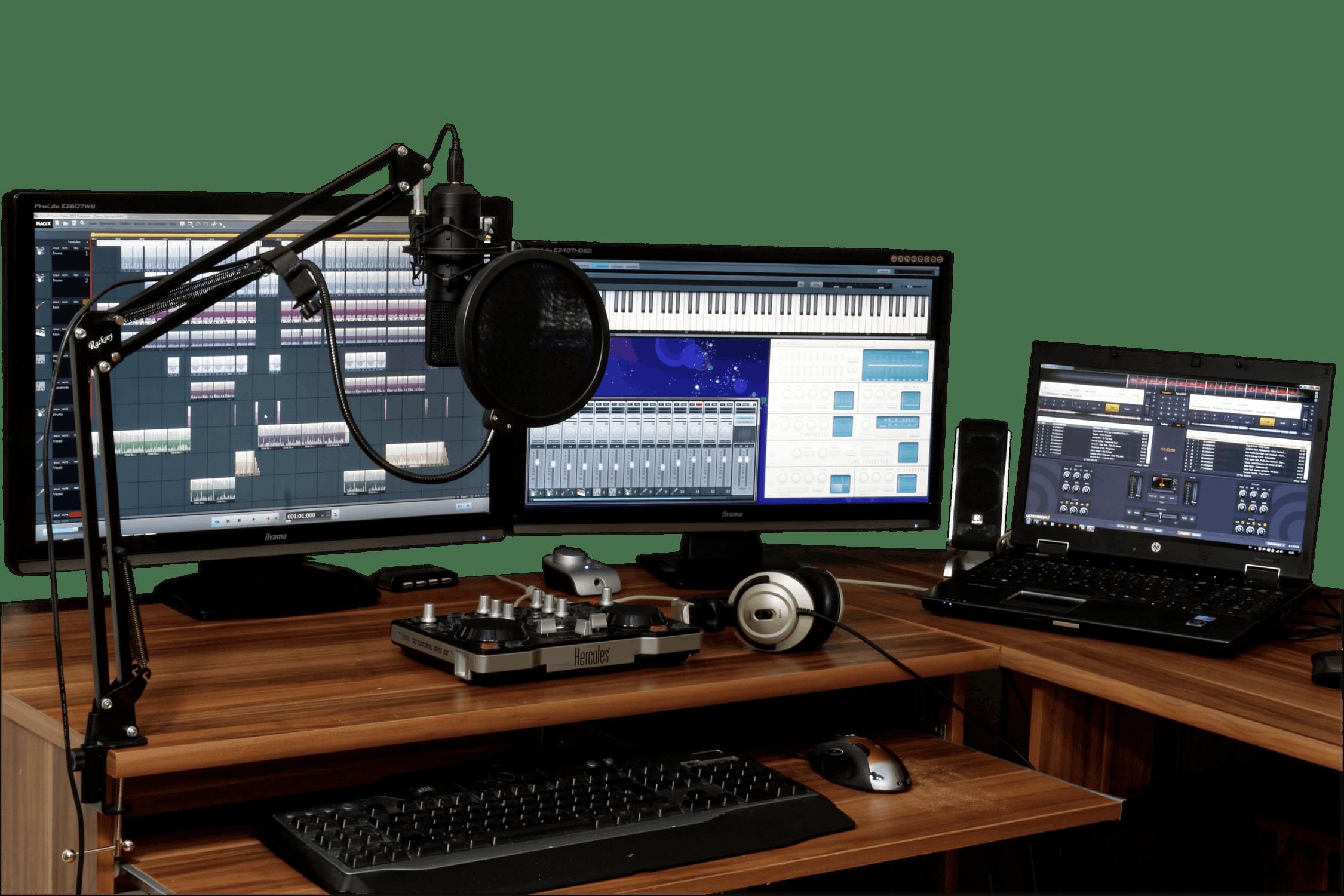 ▷¿Como crear home studio casero?