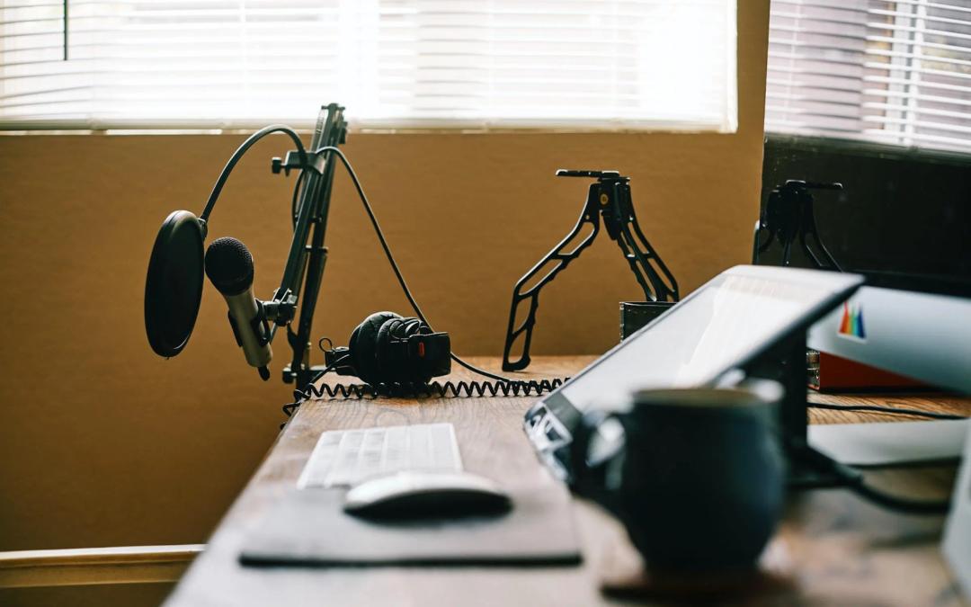 Cómo grabar entrevistas para un podcast.